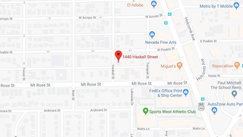 Kathleen A. Sigurdson 1440 Haskell Street, Reno, NV 89509