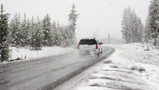 These Winter Driving Tips Could Save Lives