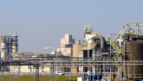 Safety Regulations for Chemical Plants Delayed