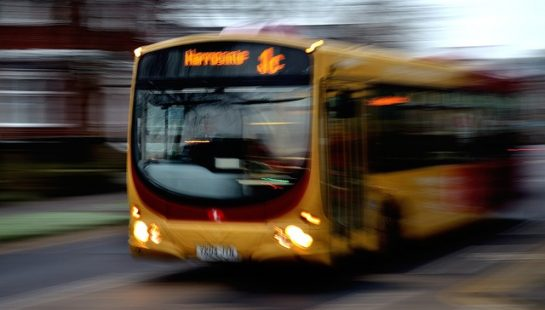 Faulty Bus Design Puts Cyclists at Risk
