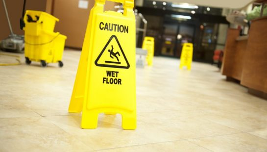Why Slip and Fall Accidents Happen