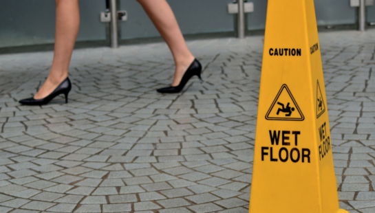 Did You Slip and Fall in a Reno Hotel?