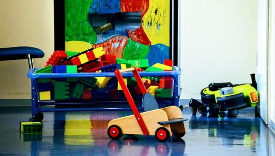 What's Going on in Your Child's Daycare?