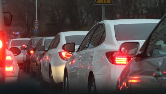 How Safe Is Your Evening Commute?