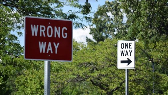 Wrong-Way Accidents: What's the Cause?