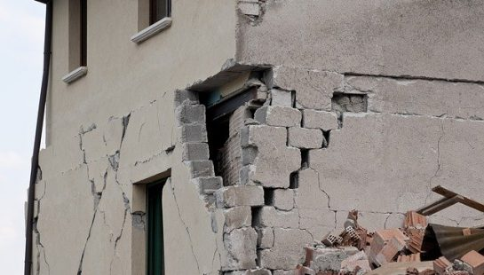 When a Structure Under Construction Collapses