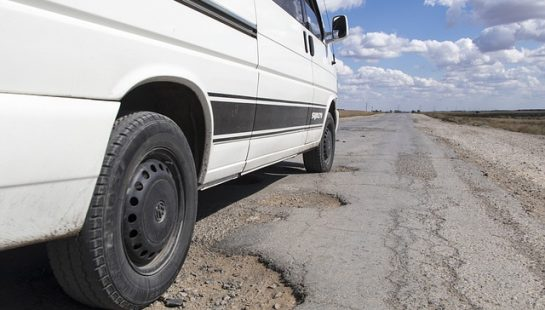 Holding Responsible Party Accountable for Road Hazard Crashes