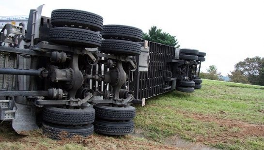 Truck Accident Theories of Liability