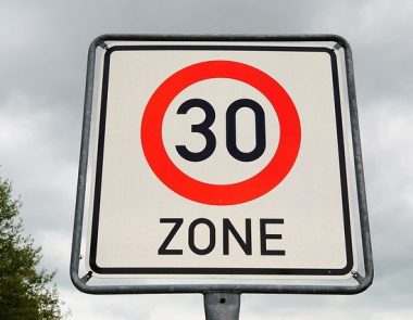 A 5 MPH Speed Reduction Could Save Lives