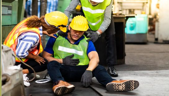 5 Mistakes Workers Make after a Workplace Injury
